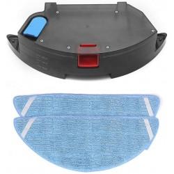 Náhradní vodní nádržka s návleky M501-A / M501-B / M520 M301 pro robotický vysavač Lefant