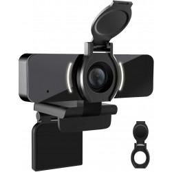 Webkamera LarmTek W4 - HD 1080p, černá