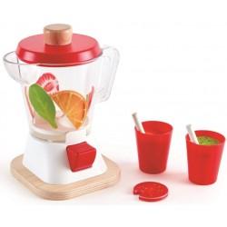 Dětský smoothie mixér Hape E3158, červená